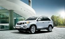 Thaco Kia khuyến mãi khách hàng mua xe Kia Sorento