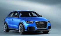 Audi Q3 RS Concept sẽ ra mắt tại Bắc Kinh Auto Show 2012
