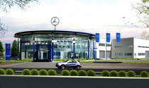 Mercedes-Benz sắp khai trương hai đại lý lớn nhất Việt Nam