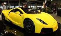 Ngắm siêu xe GTA Spano tại Monaco 2012