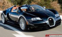 Bugatti Veyron 16.4 Grand Sport Vitesse ra mắt tại Châu Á