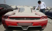 Ferrari Enzo bị bỏ rơi sẽ được bán đấu giá