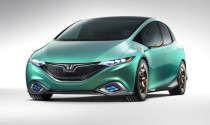 Honda sắp sản xuất S Concept minivan