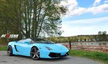 Lamborghini Balboni LP550-2  nổi bật với la-zăng Forgiato Wheels