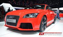 Audi báo giá TT RS Plus tại Anh
