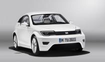 BMW và Daimler hợp tác sản xuất xe điện