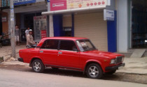 Lada 2107 - huyền thoại Nga trên đất Việt