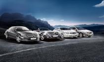 Mercedes-Benz VN giảm giá hàng loạt các mẫu xe