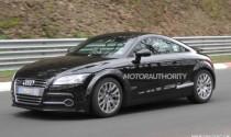Những hình ảnh mới nhất của Audi TT 2014