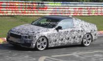 BMW 4 Series Coupe chạy thử nghiệm tại Nurburgring.