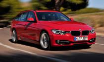 BMW công bố giá dòng 3 series Touring tại Anh