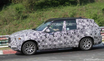 BMW X5 thế hệ thứ 3 chạy thử nghiệm