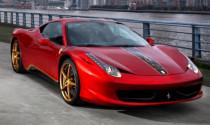 Ferrari triệu hồi 56 xe tại Trung Quốc