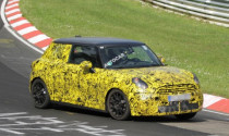 Mini Cooper S lộ diện trên đường thử
