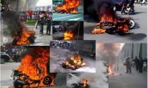 Bộ Công thương: Xăng bẩn có thể gây cháy, nổ xe
