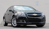 GM công bố giá bán Chevrolet Malibu 2013