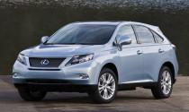 150.000 chiếc Lexus RX bị NHTSA điều tra