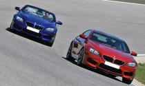 BMW ra mắt M6 Coupé và M6 Convertible tại Goodwood Speed