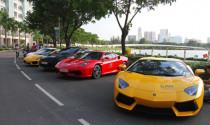 "Car & Passion 2012 ra mắt bộ ""tem"" mới"