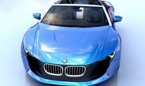 BMW X Roaster Concept - bước đột phá trong thiết kế