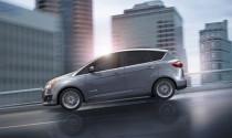 Ford C-Max đối thủ nặng ký của Toyota Prius V