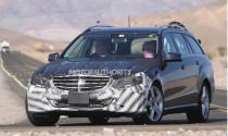 Mercedes-Benz nâng cấp E Class Wagon