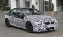 BMW M3 2014 sedan đã khá hoàn thiện