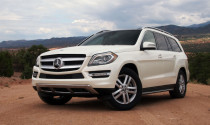 Mercedes đẩy mạnh thị phần bằng GL 2013