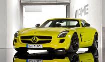 Mercedes-Benz dự kiến cho ra mắt SLS Roadster điện