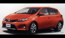 Toyota Auris Hatchback tiếp tục lộ hình ảnh