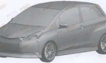Toyota Yaris thế hệ mời mang phong cách thiết kế Lexus