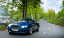 Bentley Continental GT Speed trưng bày tại Salon Prive London