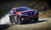 Nissan Pathfinder 2013 có giá khởi điểm 29.025 USD