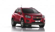 Chevrolet Trax ra mắt tại Paris Motor Show 2012