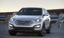 Hyundai công bố giá Santa Fe Sport 2013