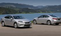Lexus chuyển sản xuất một số dòng xe tới Mỹ