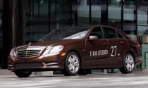 Mercedes E400 Hybrid 2013 có giá từ 55.800 USD