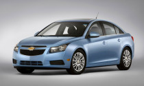 Chevrolet Cruze diesel đầu tiên ra mắt vào 2013