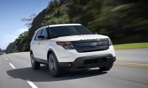 Ford Explorer Sport 2013 có sức mạnh 365 mã lực