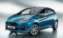 Ford Fiesta 2013 ra mắt tại Paris 2012
