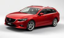 Hình ảnh chính thức của Mazda6 wagon 2014