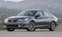Honda trang bị động cơ mới cho Accord 2013