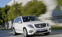 Mercedes GLK ra mắt trước thềm Việt Nam Motor Show 2012