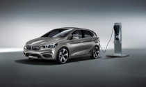 Active Tourer concept - xe điện mới của BMW