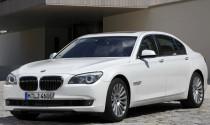 BMW giới thiệu bản nâng cấp đặc biệt 760Li