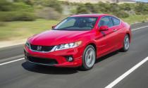 Honda Accord 2013 đã có giá bán chính thức