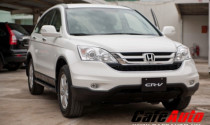 Mua Honda CR-V với lãi suất 0%