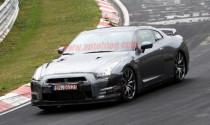 Nissan GT-R 2014 chạy thử nghiệm tại Nurburgring