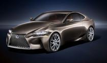 Lexus LF-CC concept ra mắt tại Paris Motor Show