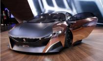 Cặp siêu xe Peugeot Onyx tại Paris Show 2012